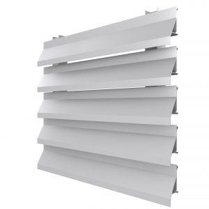 Celosias de PVC y Aluminio