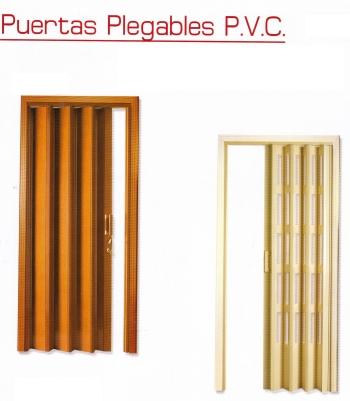 puertas plegables de PVC (2) persianes marti Tarragona