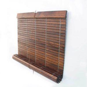 persiana alicantina acabado madera