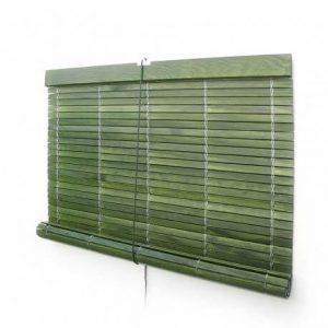 persiana alicantina de madera enrollable
